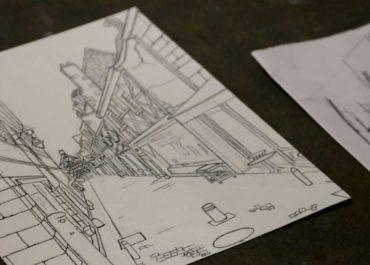 Cours de dessin illustration