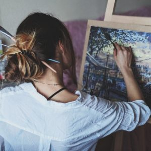 Cours de peinture à l'huile